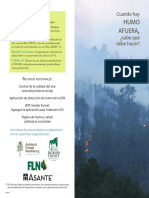 AFR Smoke Brochure - SPANISH
