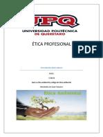 Ética Profesional_ética Ambiental