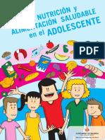 Guía De Nutrición Para Adolescentes