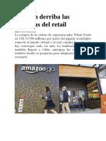 Amazon Derriba Las Fronteras Del Retail