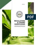 Auditor General Marijuana Report