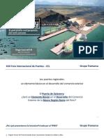 Presentación XVII Foro Puertos CCL - TPM Salaverry Comp