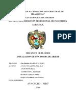 Bomba de Ariete Informe