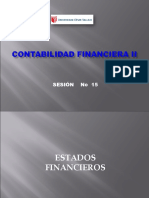 contabilidad - Estados Financieros
