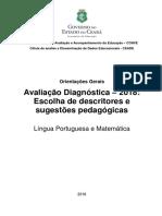 Orientaes Gerais_avaliao Diagnstica