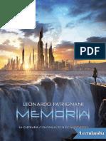 2. Memoria - Leonardo Patrignani
