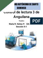 Control de Lectura 03 Maria R. Núñez P.