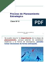 Clase Nº 08 - Planeamiento  Estrat..pptx