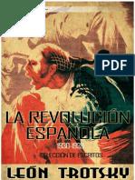 Trotsky La Revolucion Espanola