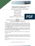BIOENERGIA UMA ANÁLISE COMPARADA ENTRE AS POLÍTICAS PARA O