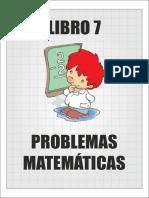 pROBLEMAS MATEMATICOS LIBRO7