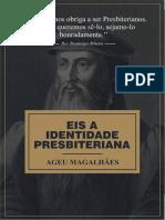 Identidade Presbiteriana