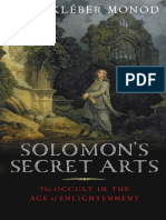 Paul Kléber Monod - Solomon's Secret Arts