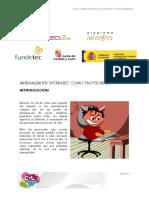 Amenazas en Internet, Cómo protegerse.pdf