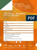 Ficha Inscrição Cidade Educadora (1)