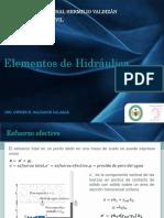 Elementos de Hidraulica