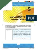 C05-Hypokalaemia