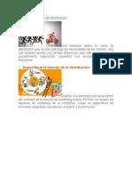 Diseño de canales de distribución