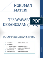 [Ppt] Bahan Materi Tes Wawasan Kebangsaan (Twk) - Revised (1)