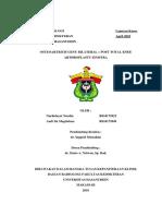 Revisi_Lapsus Radiologi - OA Genu Bilateral + TKA Sinistra