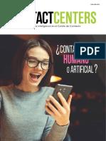 Revista CONTACTCENTERS 91