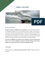 Distribution Transformer Monitoring Using Gprs