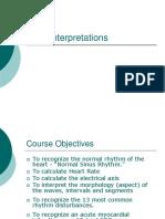 ECG Interpretations