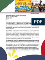 7mo Encuentro Internacional Perú Chiclayo