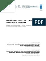 Diagnostico Territorial Del Paraguay