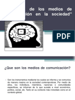 Prn-200 Medios de Comunicacion