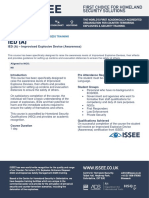 Issee Data Sheet Ieda