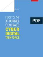 Cyber-Digital Task Force Report