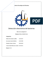 Deteccion Electronica de Bacterias