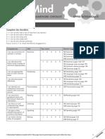 Open Mind Upper Intermediate Unit 12 CEFR Checklist