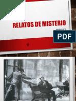Unidad 3 - Literatura Policial