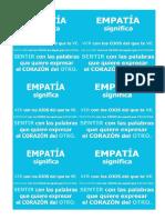 Doc11- empatia