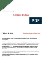 Codigos de Linea v3-0