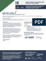 Issee Data Sheet Em w Level 2