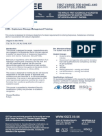 Issee Data Sheet Esm