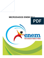 Microdados Enem 2011