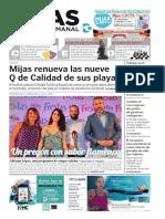 Mijas Semanal Nº797 Del 20 al 26 de julio de 2018