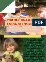 Tema 03. Por Que Una Iglesia Amiga de Los Niños