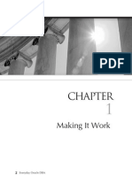 Everyday Oracle DBA - Chapter 1 - Making It Work