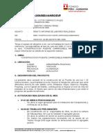 Informe Al Diciembre 2006