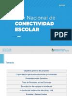 Manual de Instalación Eléctrica y Red PNCE