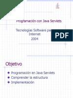 Programacion con Java Servlets