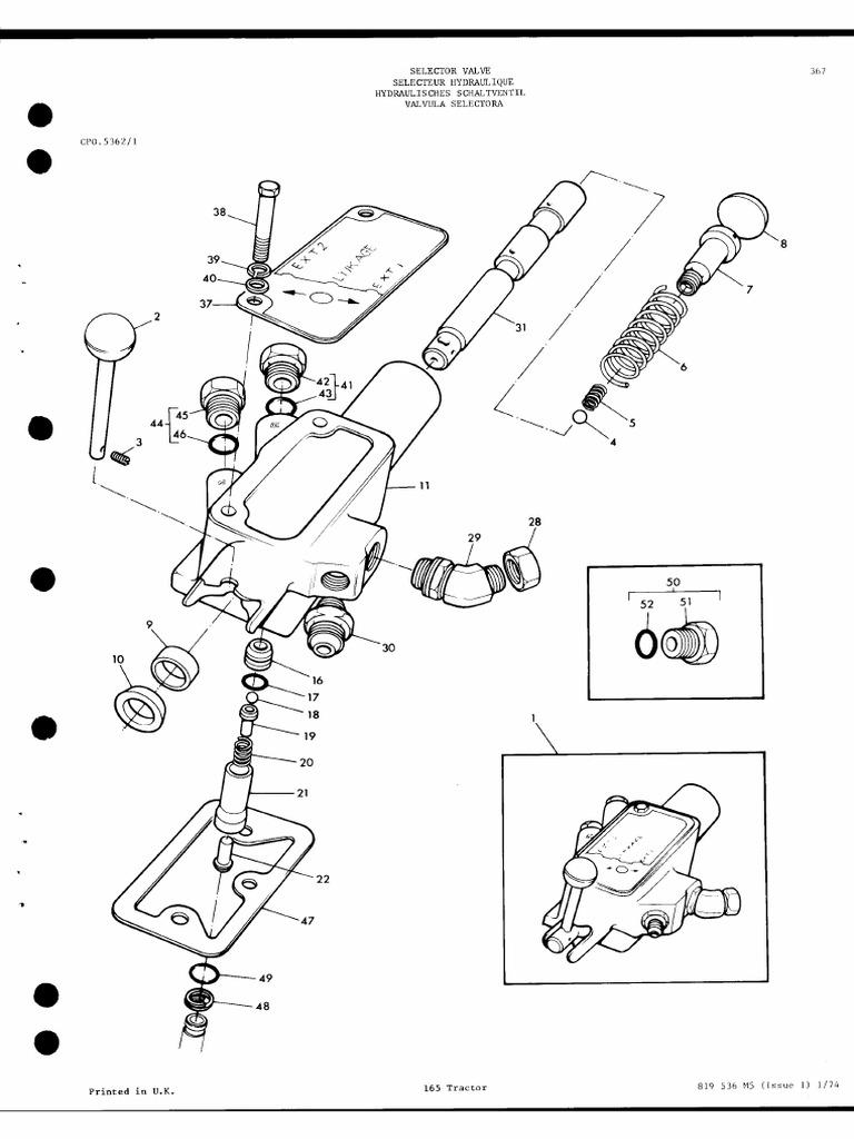 218 Massey Ferguson Dieselleitung FE 35 MF 35 835 T