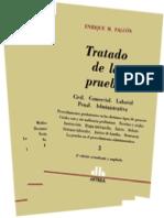 Tratado de La Prueba. Falcon. Tomo 2