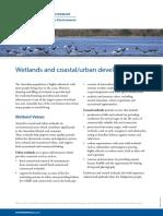 Factsheet Coastal Urban Development