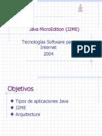 Introduccion J2ME - Modulo II (1)